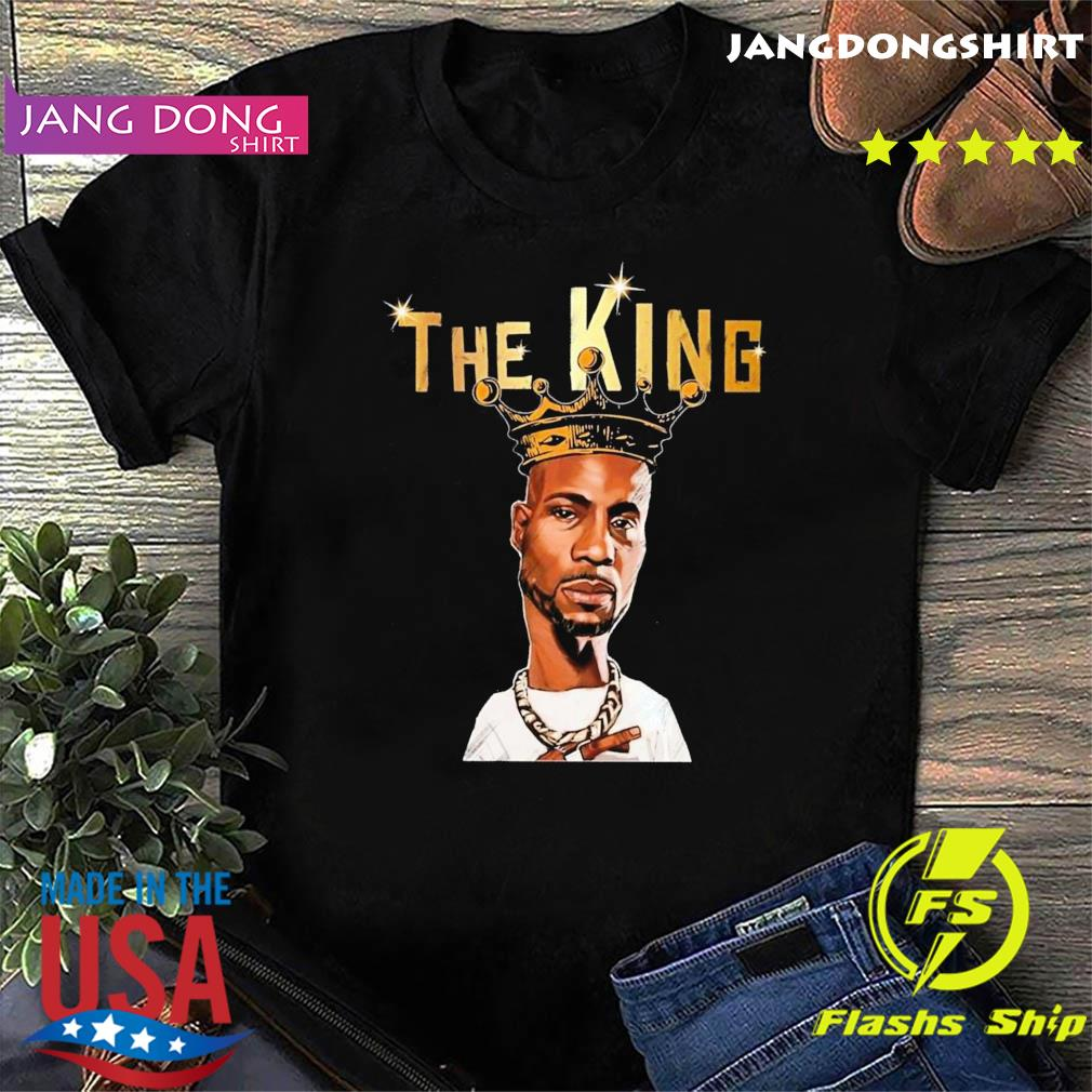 Official The King DXM Thank You The legend Hiphop shirt